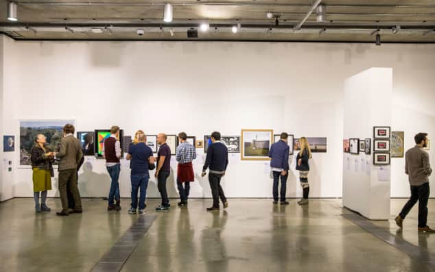Lethaby Gallery, Central Saint Martins (CSM), photography by John Sturrock