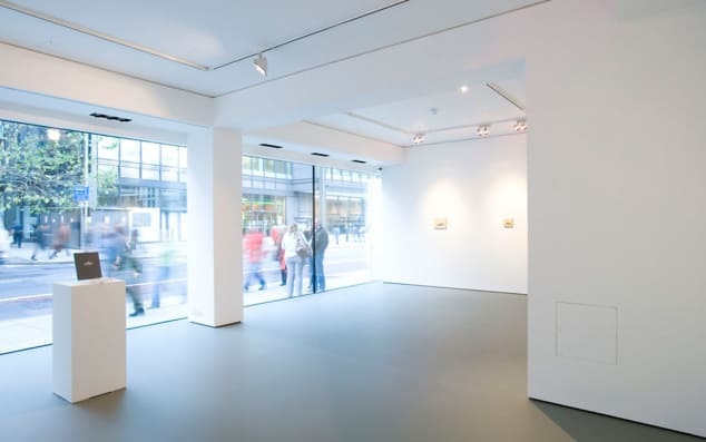 UAL Showroom, High Holborn, photography by Damian Griffiths, March 2011