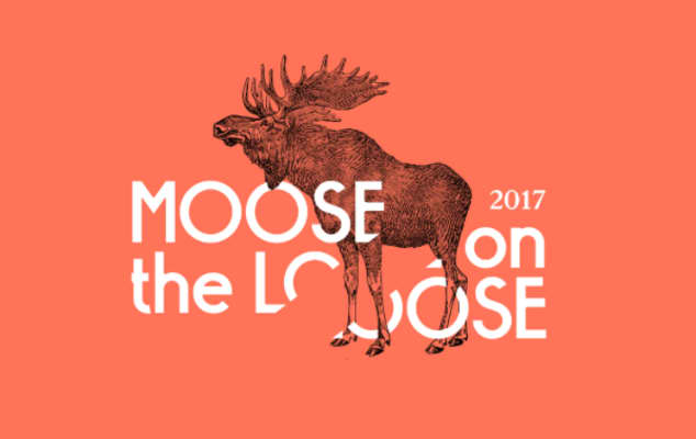 Image of Moose with the title 'Moose on the Loose'