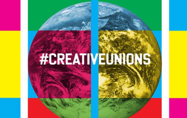 Creative Unions campaign.