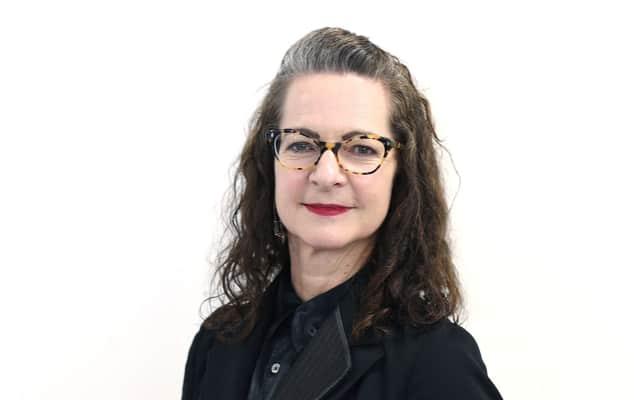 Portrait of Frances Corner OBE