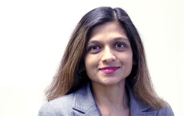 Portrait of Naina Patel