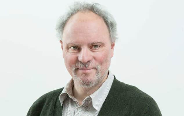 Portrait of Jeremy Till