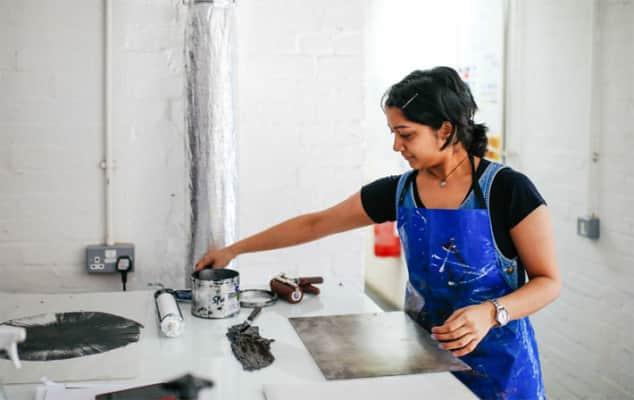 Khadija Chunawala, Foundation Diploma in Art & Design, Camberwell College of Arts