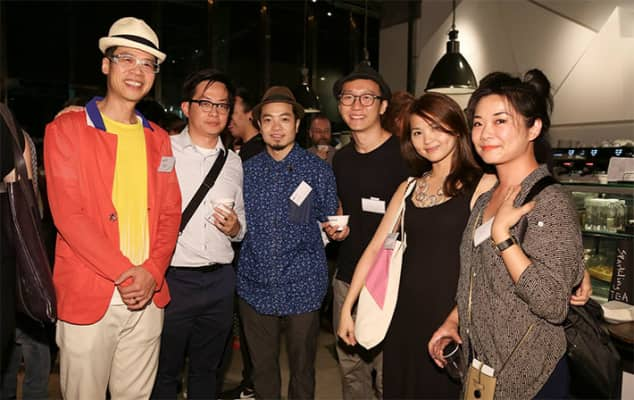 Taiwan Alumni Reception 2012