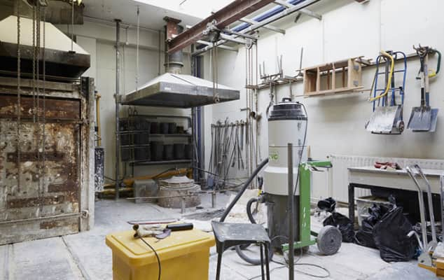 Camberwell's 3D workshops - foundry.