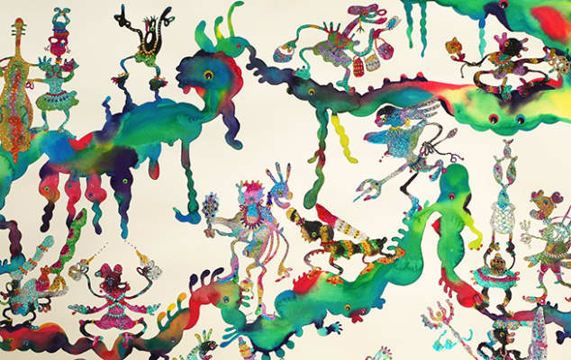 Dream Island - Akiko Ban.