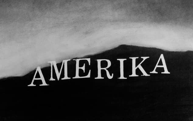 Amerika - Kirsten Houser.