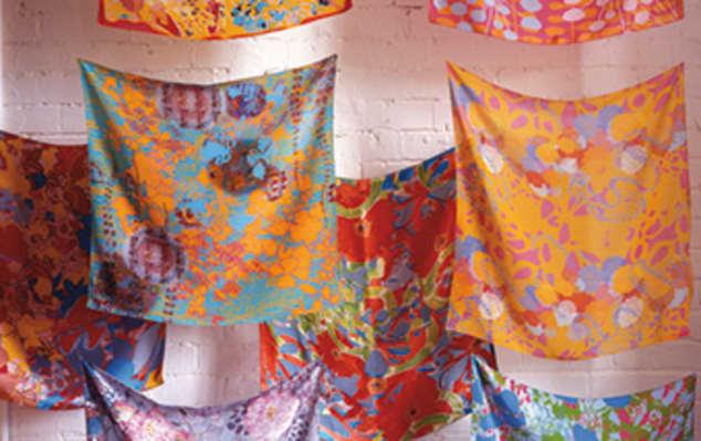 Chelsea BA Textile Design