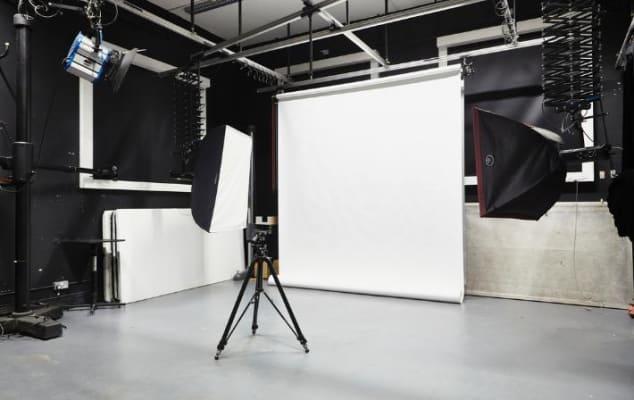 Chelsea photography studios.