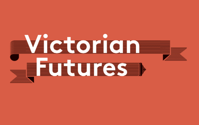 Victorian Futures conference logo.