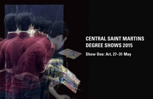 Central Saint Martins Degree Shows 2015 Show One: Art, 27-31 May