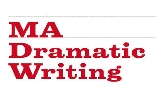 MA Dramatic Writing 3up
