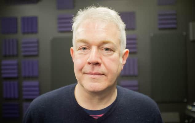 Steve Radmall, Specialist Technician, 4D Post Production