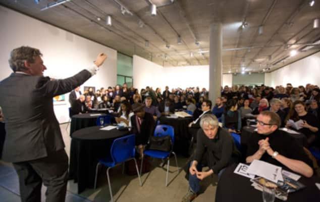 2016 Postgraduate Art Auction underway