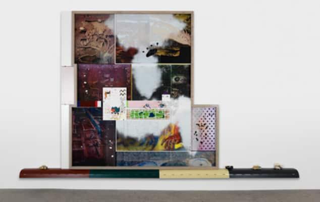 Limpet Apology, Installation View, Helen Marten, 2015