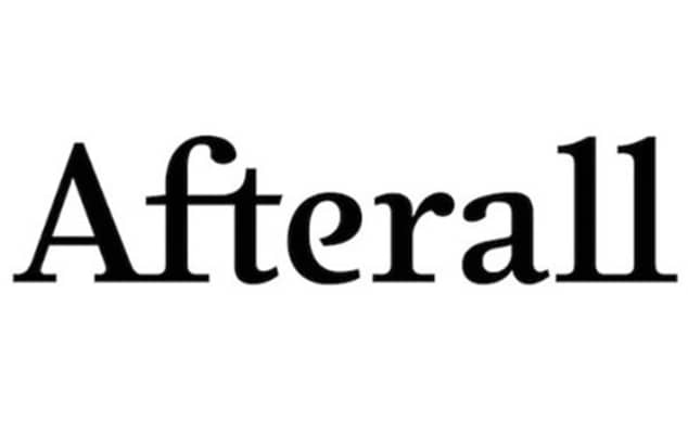 Afterall logo