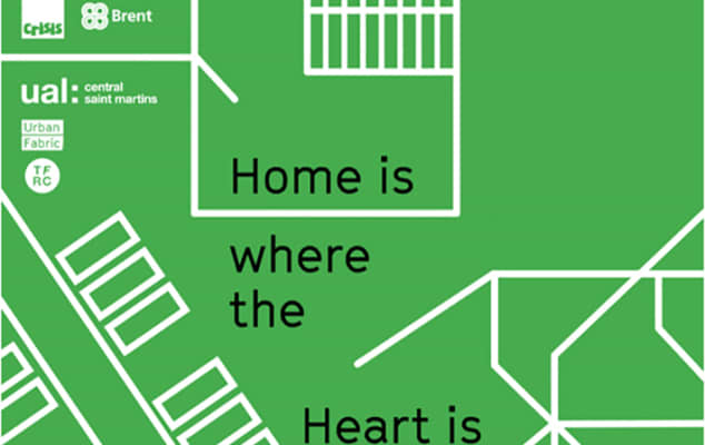 Home is where the heart is logo