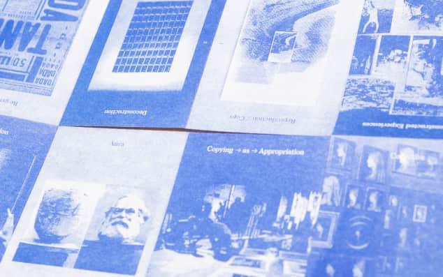 Blue images