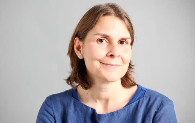 Photograph: Portrait of Dr Alison Prendiville, Service Design Senior Researcher