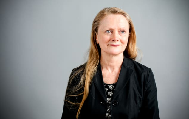 Photograph: Portrait of Anne Williams, Photography Programme Director