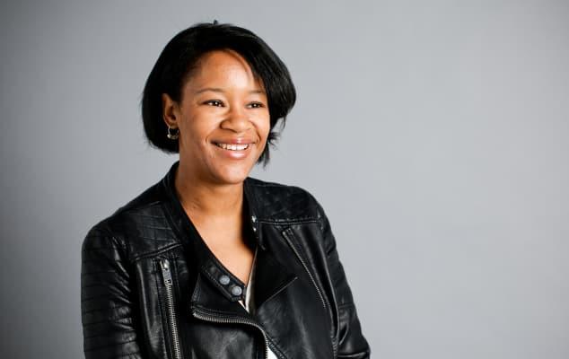 Photograph: Portrait of Vivienne Francis, Course Leader for BA (Hons) Journalism