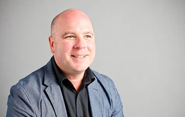 Chris Purday is the Head of Technical Resources at London College of Communication (LCC).