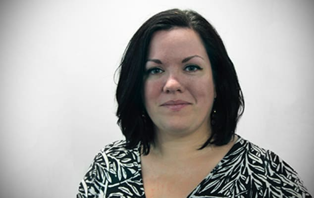 Image of Julie Coombes, Director of Communications and Marketing at London College of Communication.