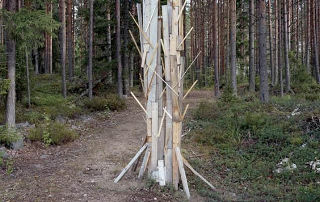 An installation by Minna Pöllänen.