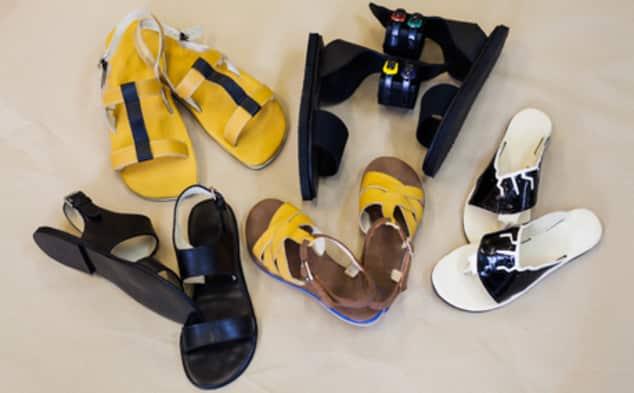 Shoe Making The Sandal
