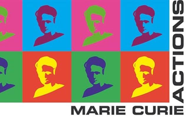 Marie Skłodowska-Curie official logo