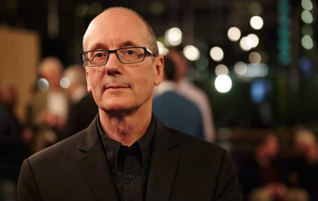 Professor David Toop. Photography: Paul Cochrane.
