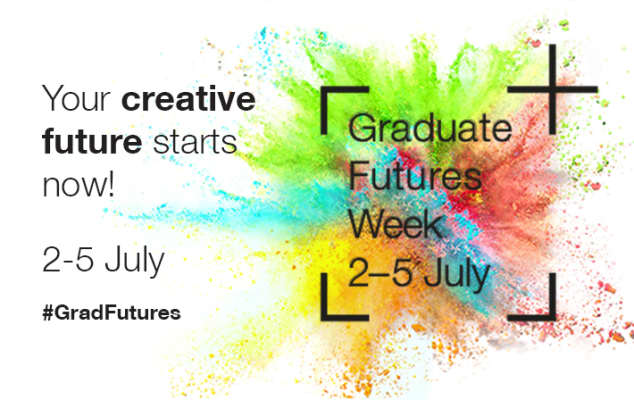 Graduate futures Week logo