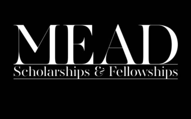 Mead Scholarships & Fellowships logo