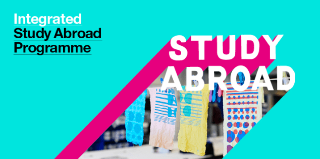 Cyan integrated study abroad banner