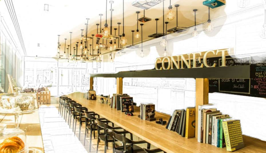 BA Hons Design for Branded Spaces London College of