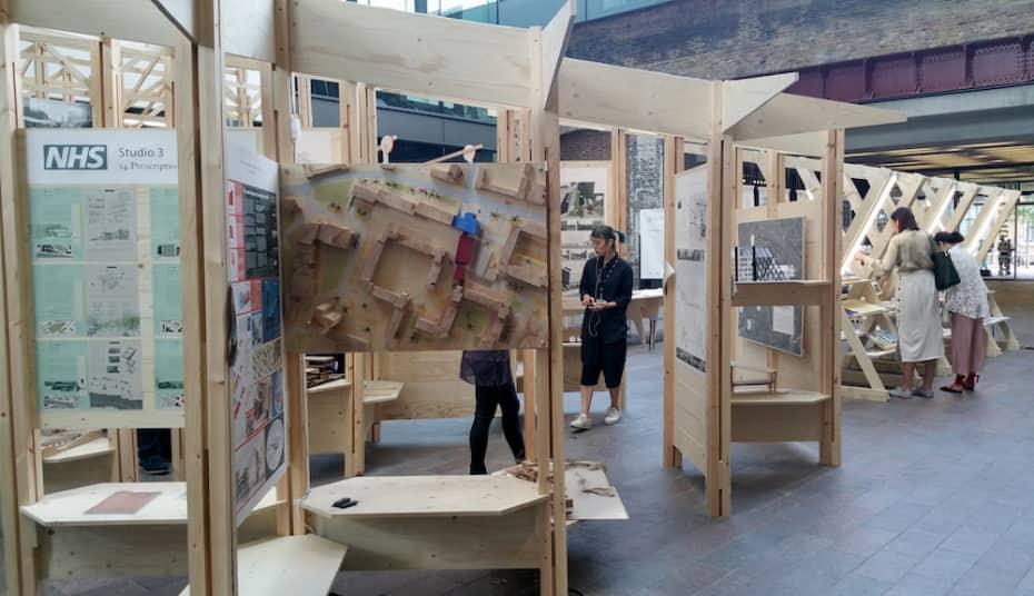 Ba architecture degree show