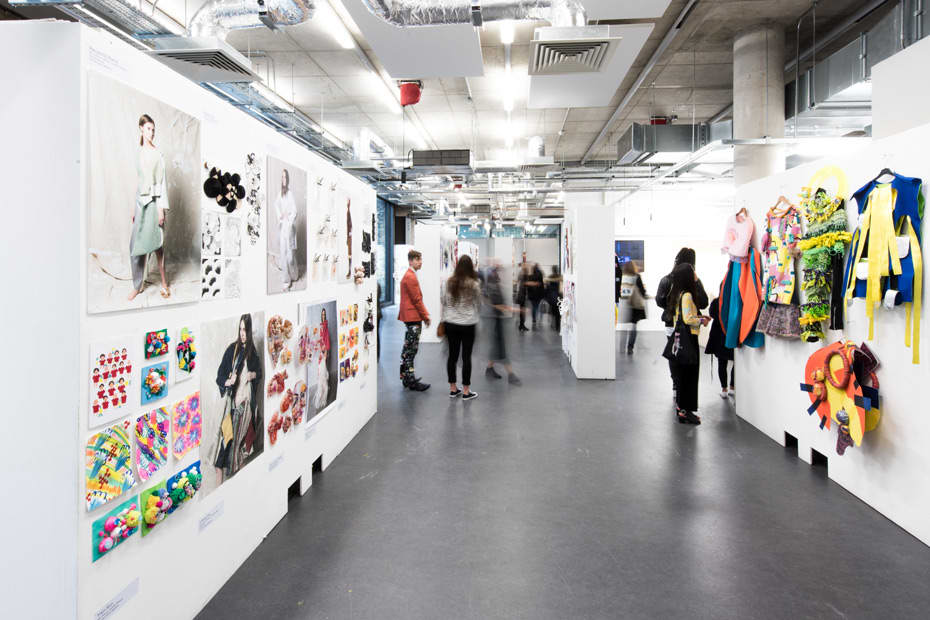 Royal College Of Art Foundation Fashion