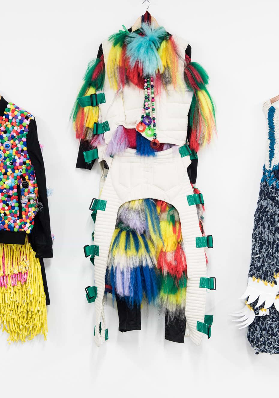Fashion Textiles University London