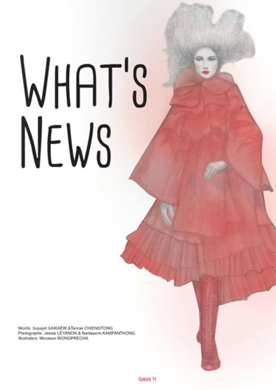Fashion Journalism (16-18 Year Olds) - London College of 93