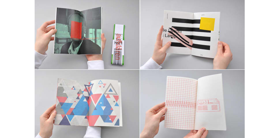 Graphic Communication Design zines
