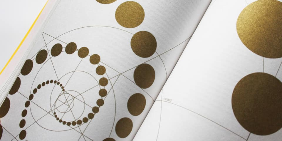 LCC Graduate Margot Lombaert features alongside 54 other designers in an intriguing new publication by GraphicDesign&.