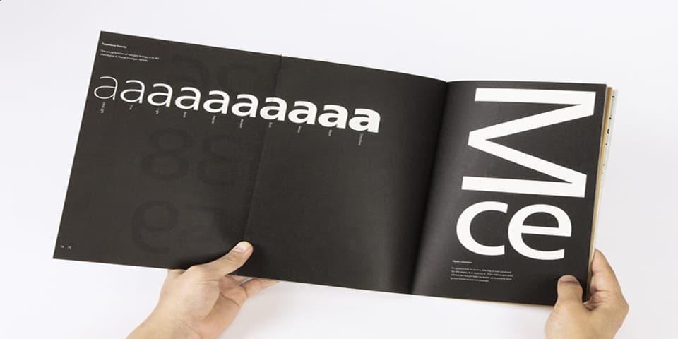 LCC Alumnus wins rare typography award
