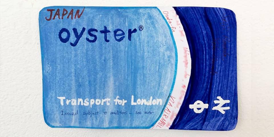 hard drawn oyster card