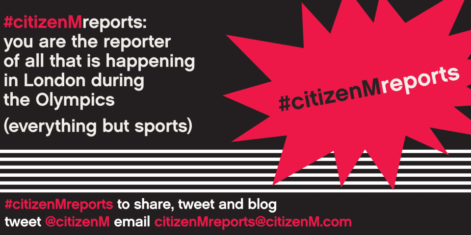 Banner: Citizen M