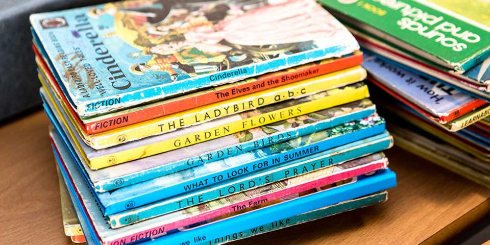 Vintage Ladybird classic children's book