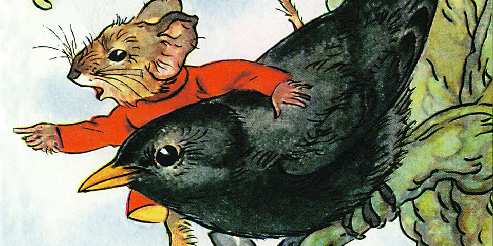 Reimagining Vintage Ladybird: LCC students given access to classic children's books archives