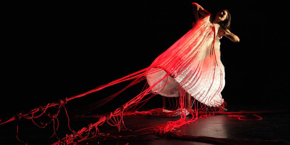 Costume by Stamatia Megla