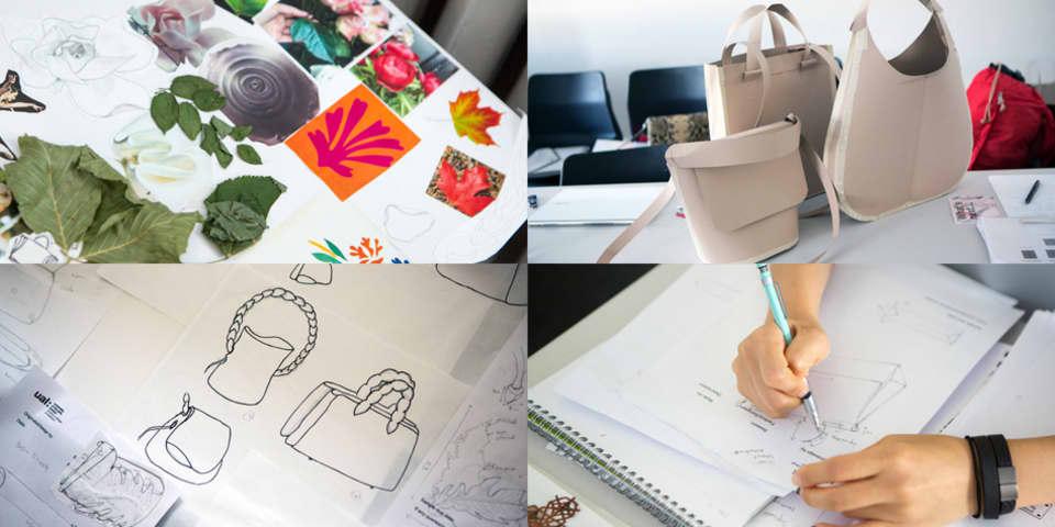 Bag Design: Intensive - student work