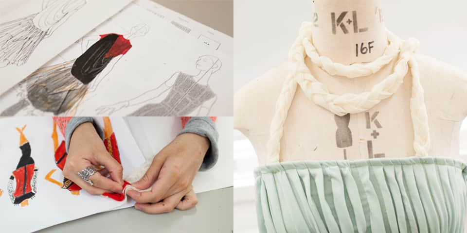 Fashion Design: Draping and Experimenting in 3D